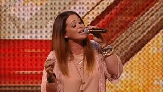 The X Factor UK 2015 S12E05 Auditions - Vicki-Ann Nash