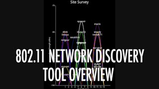 802.11 Network Discovery Tool Overview (Wi-Fi Scanner) - Nuts About Nets