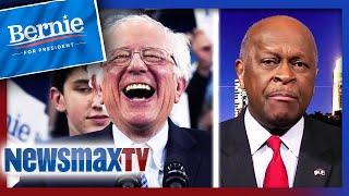 "Herman Cain: ""Last night, socialism won"""
