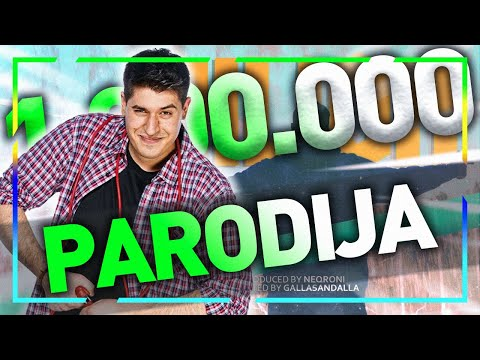 MARKO KOFS – MILION (PARODIJA)