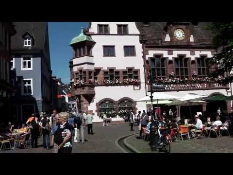 City Centre, Freiburg, Germany