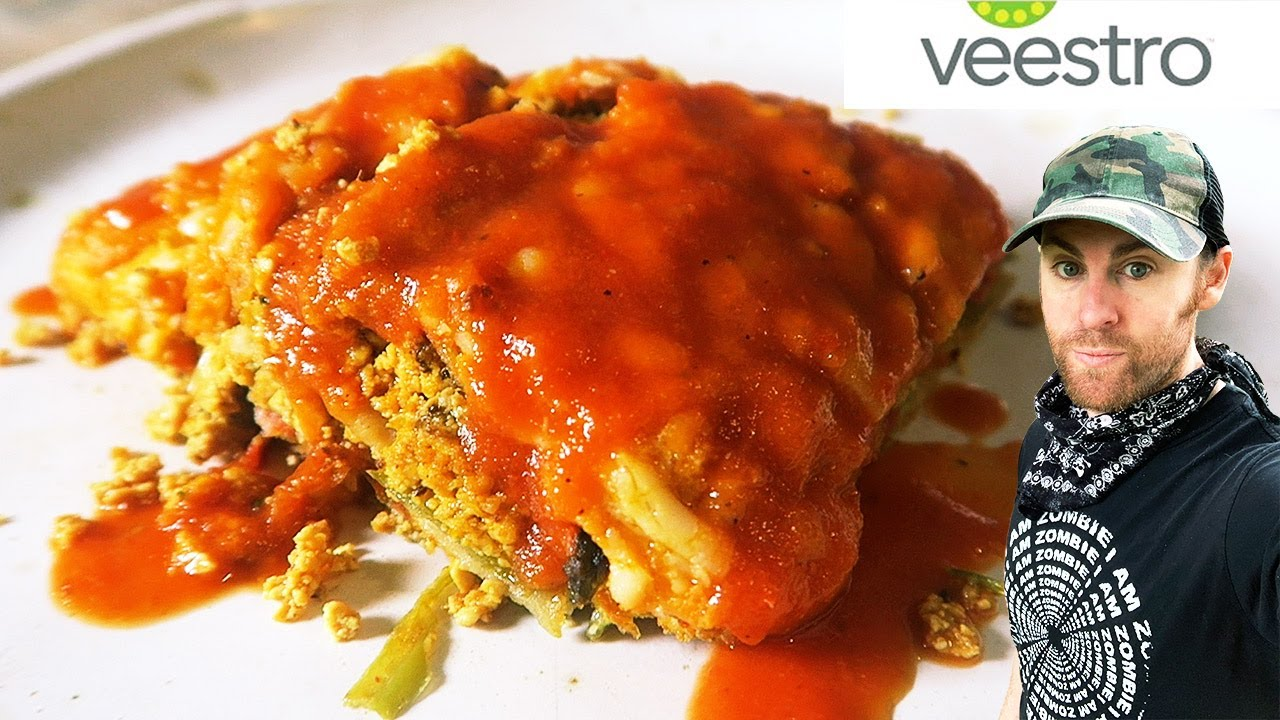 Trying the #1 Vegan Meal Delivery - Review \u0026 Thoughts (VEESTRO)