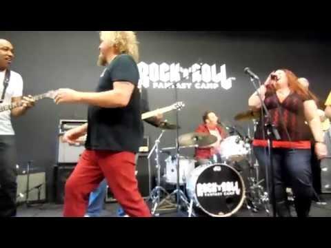 One Way to Rock - Winos & Hosers with Sammy Hagar & Vic Johnson