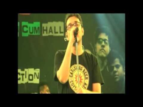 Anupam Roy live @ ELIXIR 2k16 Part-1