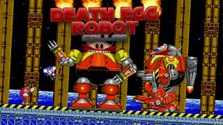 The Death Egg Robot Collab