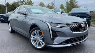 2020 Cadillac CT4 Test Drive & Full Review (The Small Sedan Worthy of the Cadillac Brand?)