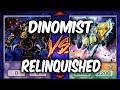 Duel Week  DINOMIST vs RELINQUISHED  Yugioh Deck Mastery