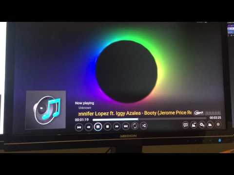Kodi/OpenElec Audio Visualizations