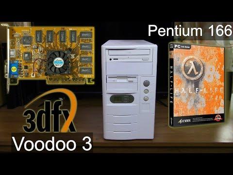 ПК из 90-х / Сокет 7 + 3DFX Voodoo 3 / Комп за 300 рублей [ЧАСТЬ 2]