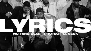 Wu-Tang Clan Protect Ya Neck Hungarian Lyrics (Magyar felirat)