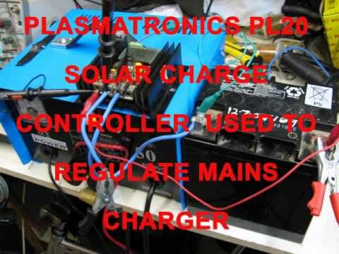 hqdefault regulate a mains charger with a plasmatronics pl20 youtube plasmatronics wiring diagram at gsmx.co