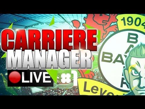 FIFA 16   [LIVE] Carrière Manager Leverkusen #1