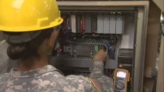 MOS91J  Quartermaster and Chemical Equipment Repairer (91J)