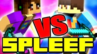 EPIC TOURNAMENT! - Minecraft Multiplayer Spleef VS (w/ Alec)