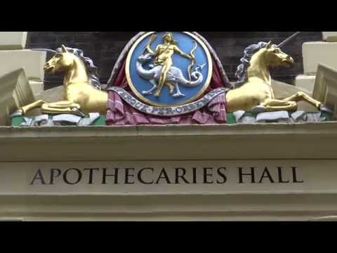 Apothecaries Hall at Open House London