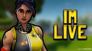 Getting my nephew his FIRST win!! | Fortnite BR | Level 100 | 440+ wins | 11000+ kills
