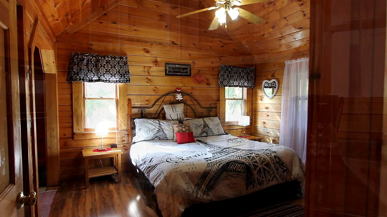 "Cheap Cabins To Build Yourself Inexpensive Small Cabin: ""Honeymoon Getaway"" Affordable Cabin In Pigeon Forge For"