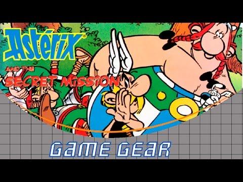 Astérix and the Secret Mission [Game Gear]