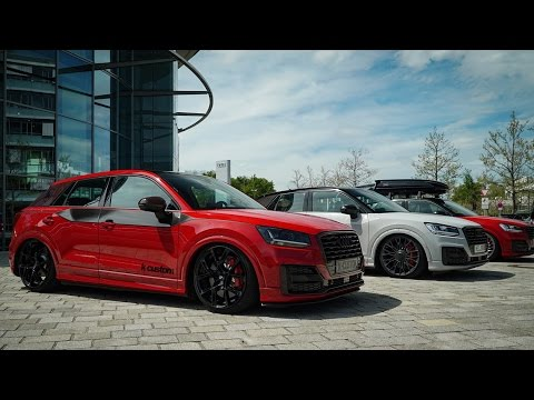 ROAD TO WÖRTHERSEE | #unbeatable AUDI Q2 Challenge | VWHome