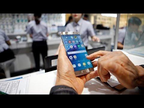 Samsung 'yanan' cep telefonu modelinde üretimi durdurdu - economy
