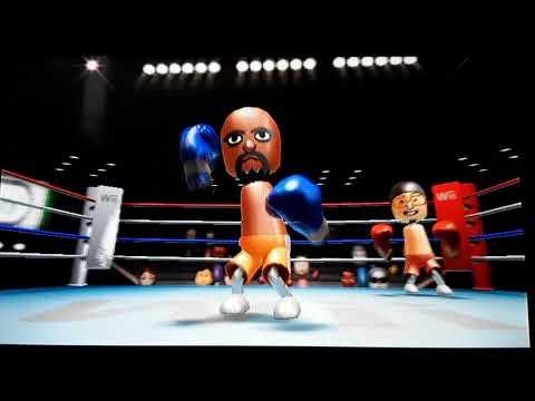 MATT IS JUST AN ABSOLUTE LEGEND!!! Wii Sports #4 Boxing!