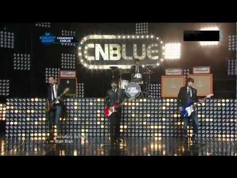 120329 CNBLUE - Still in Love + Hey You @ Comeback Stage(720p)