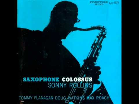 Sonny Rollins Quartet - Moritat (Mack the Knife)