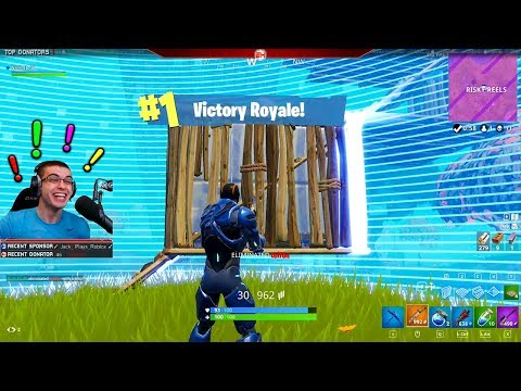 200 IQ Game Winning Trap Kills! (Nick Eh 30's BEST Fortnite Moments #18)