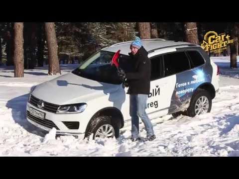 VW Touareg 2015 Тест-драйв Игорь Бурцев.