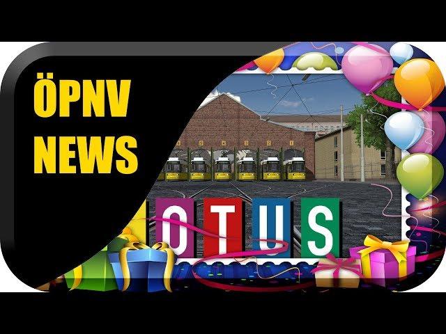 ÖPNV Simulator News #22 LOTUS Geburtstags Patch inkl. Multiplayer