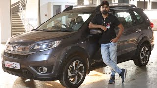 Brand New Condition 2017 Honda BR-V For Sale | Second Hand Cars In Delhi | MCMR