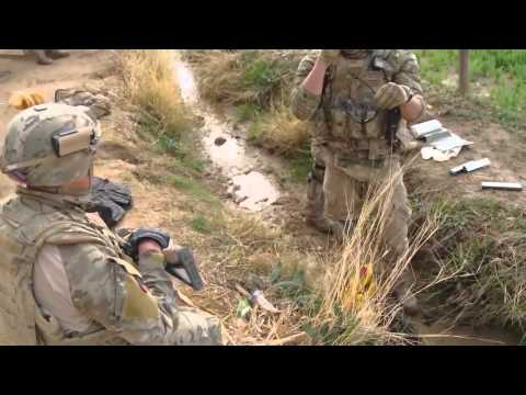 US Army In Afghanistan Real Combat