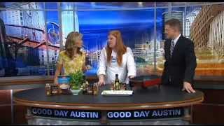 Cooking With Good Day Austin: Black Bean & Corn Tilapia With Cilantro Rice