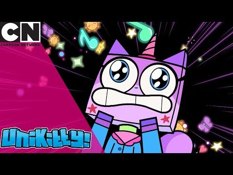 Unikitty! | The Sandman After Bed Time | Cartoon Network UK
