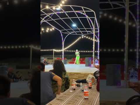 Camping & belly dancing in Dubai desert.