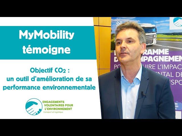 MyMobility témoigne : Objectif CO2, un outil d'amélioration de sa performance environnementale