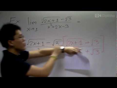[clipvidva] แคลคูลัส Calculus Part1/6