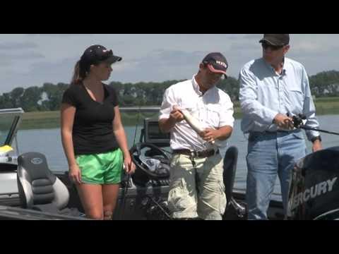Webster Dry Lake Fishing - 2014 Outdoorsmen Adventures