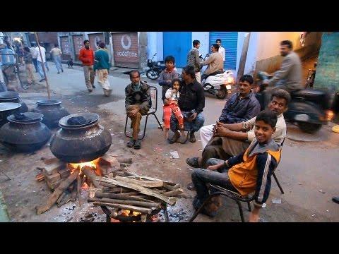 INDIA - AGRA (PART 1) - STREET LIFE