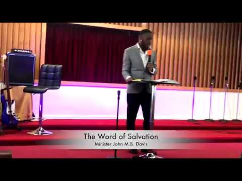 The Word of Salvation