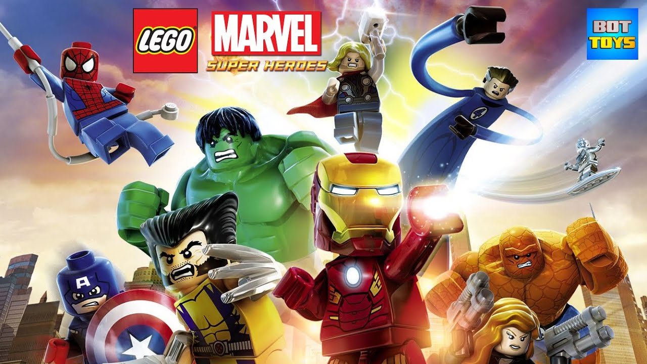 Worksheet. Lego Marvel Super Heroes Iron Man y Hulk Gameplay PS4 con Audio
