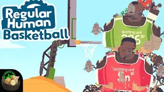 Couch Potatoes Week - Regular Human Basketball | Let