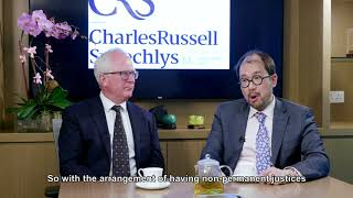 Interview with the UK law firm Charles Russell Speechlys thumbnail