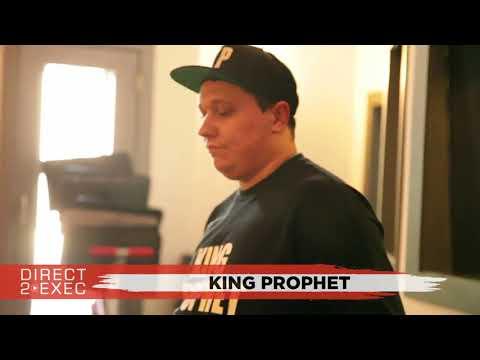 King Prophet (@kingprophet67) Performs at Direct 2 Exec NYC 9/17/17 - Atlantic Records