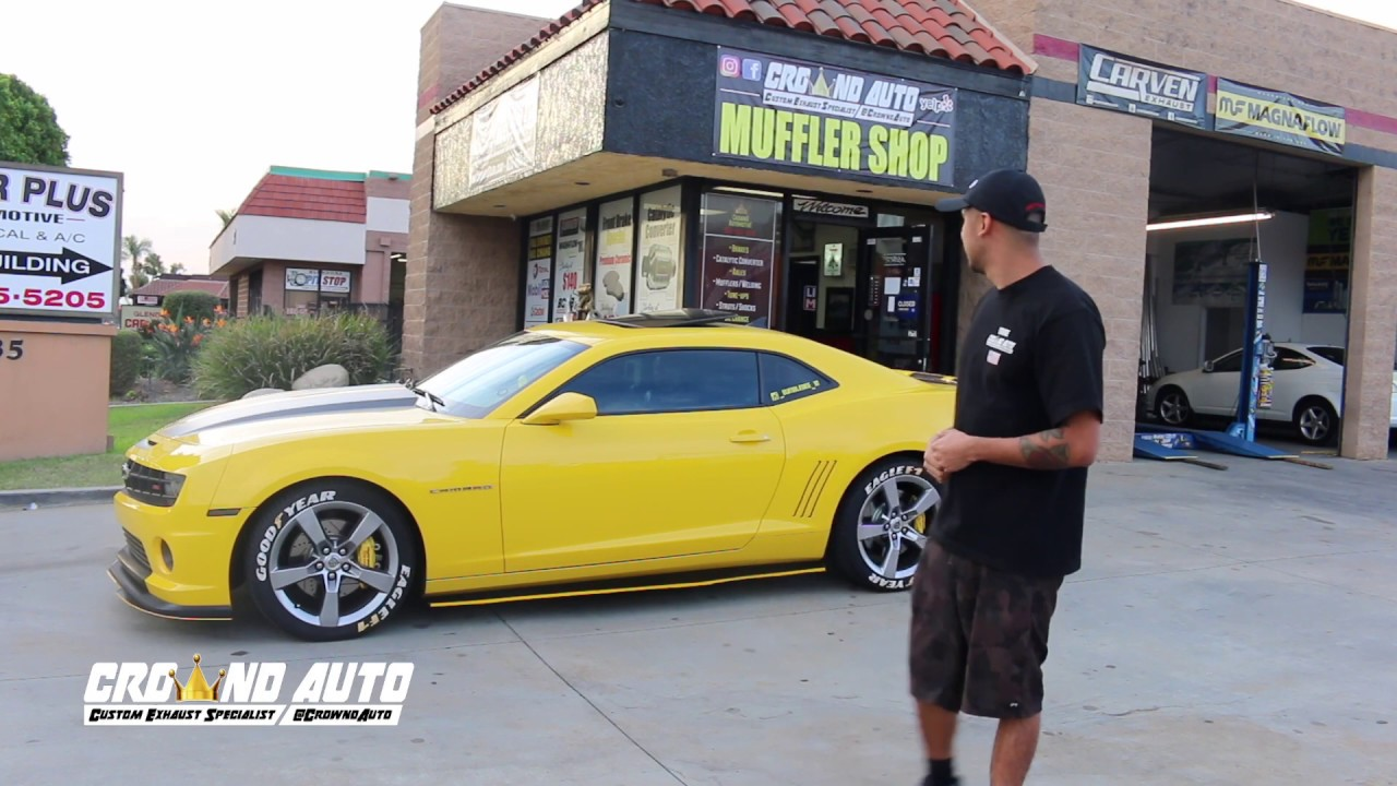 Crownd Automotive - Car Repair and Muffler Shop in Glendora