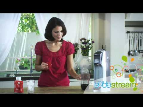 sodastream cartridge replacement instructions
