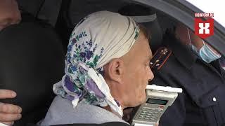 Пьяный водитель устроил ДТП на хвостохранилище