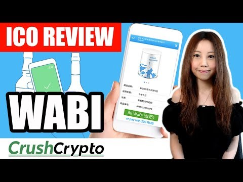 ICO Review: WaBi (WABI) - Token For Safe Consumer Products