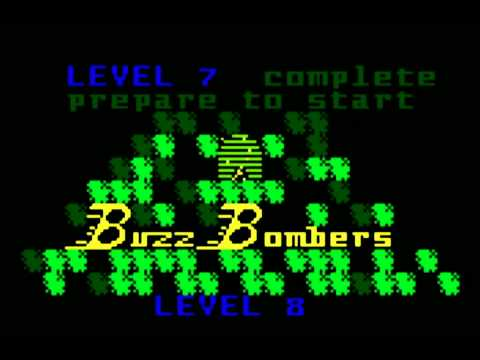 Buzz Bombers - Intellivision Lives!