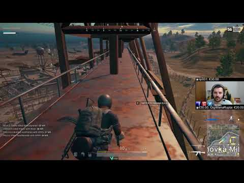 PlayerUnknown'sBattlegrounds - Sunrise stole my SKS